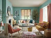 """<p><strong><a href=""""https://go.redirectingat.com?id=127X1599956&url=https%3A%2F%2Fwww.johnlewis.com%2F&sref=https%3A%2F%2Fwww.housebeautiful.com%2Fuk%2Flifestyle%2Fshopping%2Fg35369005%2Fjohn-lewis-partners-homeware-spring-summer%2F"""" rel=""""nofollow noopener"""" target=""""_blank"""" data-ylk=""""slk:John Lewis"""" class=""""link rapid-noclick-resp"""">John Lewis</a> has launched their new homeware range for spring/summer 2021 – and it's bursting with glorious colours, practical pieces and trend-led accessories.</strong></p><p>'Each of our new season trends has its own story and distinct style, filled with ideas to help our customers reimagine their spaces,' Philippa Prinsloo, Partner & Head of Product Design, Home at John Lewis says. 'We've delved into our archives to uncover designs of the past that we've reworked to bring them into the present.'</p><p>In need of some inspiration for the season ahead? Take a look at some of the trends to have on your radar...</p>"""