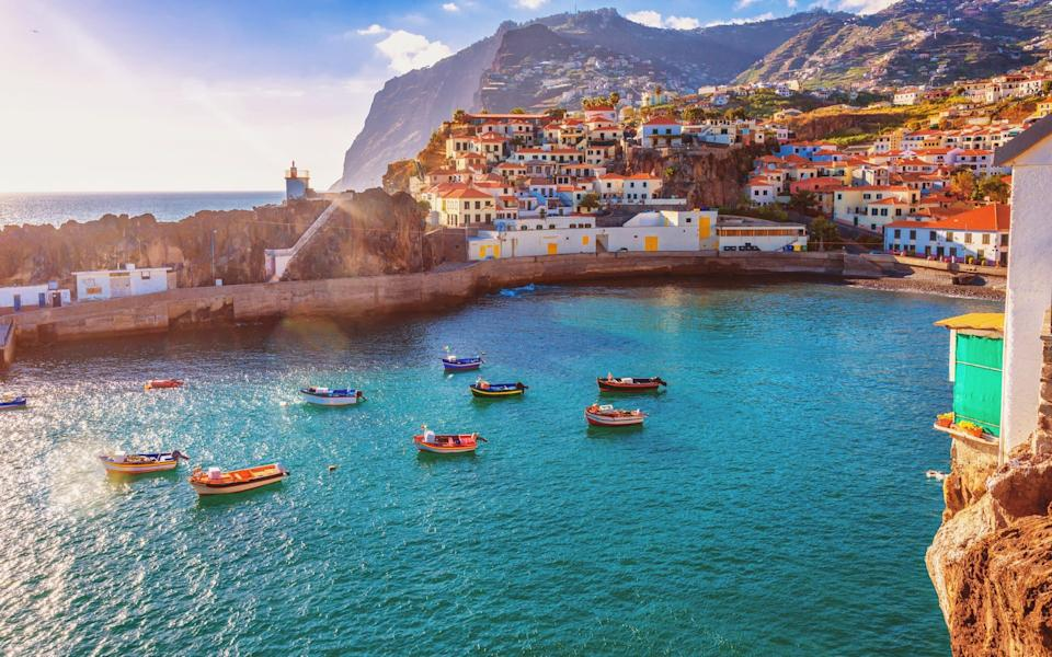 Madeira is excluded from the FCO advice on Portugal, but not from quarantine - istock