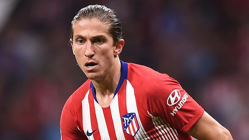 Filipe Luis seals Flamengo move following Atletico Madrid departure