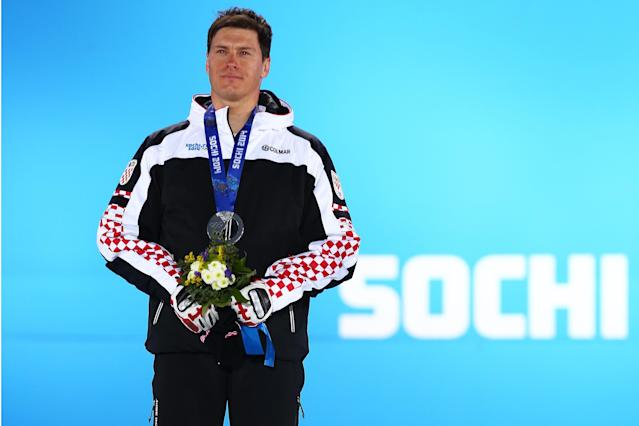 <p>Kostelic burst on the scene in 2003 when he won the World Championship gold in slalom. Unfortunately that would be the last major gold for the Croatian alpine skier who went on to win silver at the Turin Games in 2006, two silver medals in Vancouver in 2010 and… yep, silver yet again in Sochi 2014. </p>
