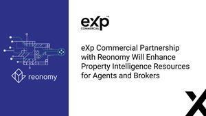 eXp Commercial agents and brokers to gain access to cutting-edge technology stack and unique data insights