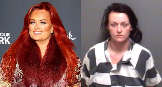 Wynonna Judd and Grace Pauline Kelley. (Photo: Getty Images/Morgan County Sheriff's Office)