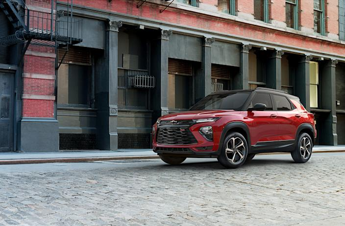 GM has jumped into the SUV boom by announcing two compacts, the Trailblazer and Buick Encore GX that will join Chevrolet and Buick's lineups in 2020.