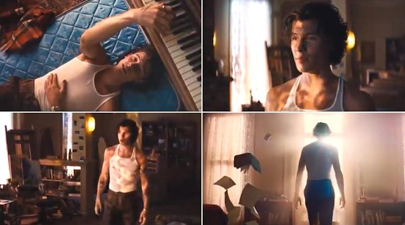 Shawn Mendes Teases New Single and Album 'Wonder' With a Visually Striking Video and 360 Degree Tour of a Room
