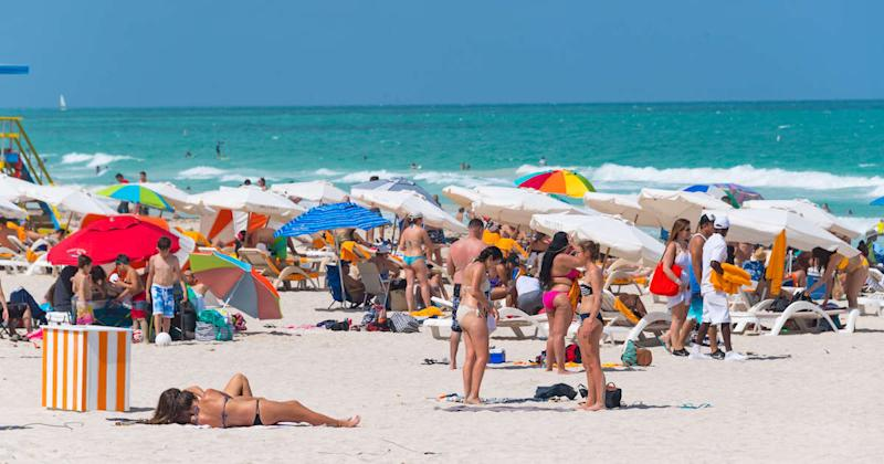Colleges Are Canceling Spring Break To Help Stop The Spread of Coronavirus
