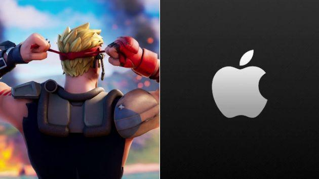 Epic Games se enfrenta en los tribunales a Apple. (Photo: Epic Games/Apple)