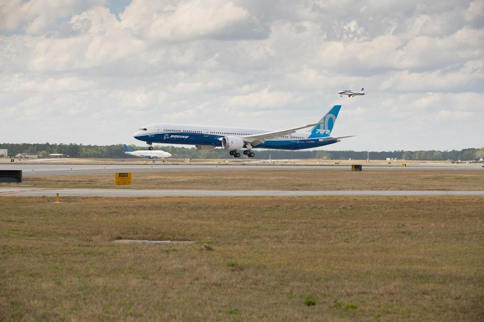 Boeing Makes It Official: 787 Production Moves to South Carolina in 2021