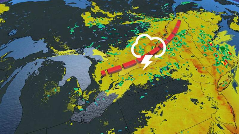 Seasonal temperatures in Ontario before sweltering heat and storm risk returns