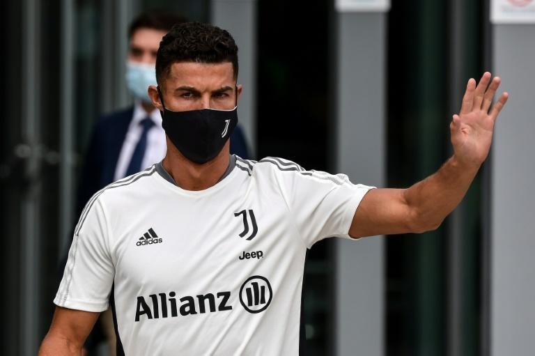 Cristiano Ronaldo is reportedly set to leave Juventus after three seasons at the club (AFP/Miguel MEDINA)