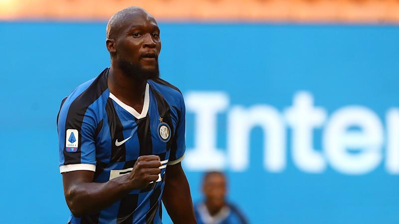 Lukaku equals 70-year Serie A record for Inter after double in win at Genoa