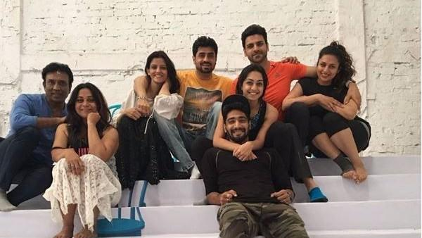 In Pics: 'Nach Baliye 8' Stars Practicing to Perfection