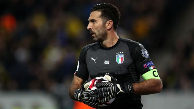 <p>Buffon tells Italy fans to forget 'club colours' before vital qualifier</p>