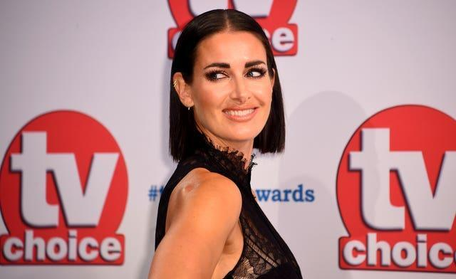 Kirsty Gallacher has also joined the station