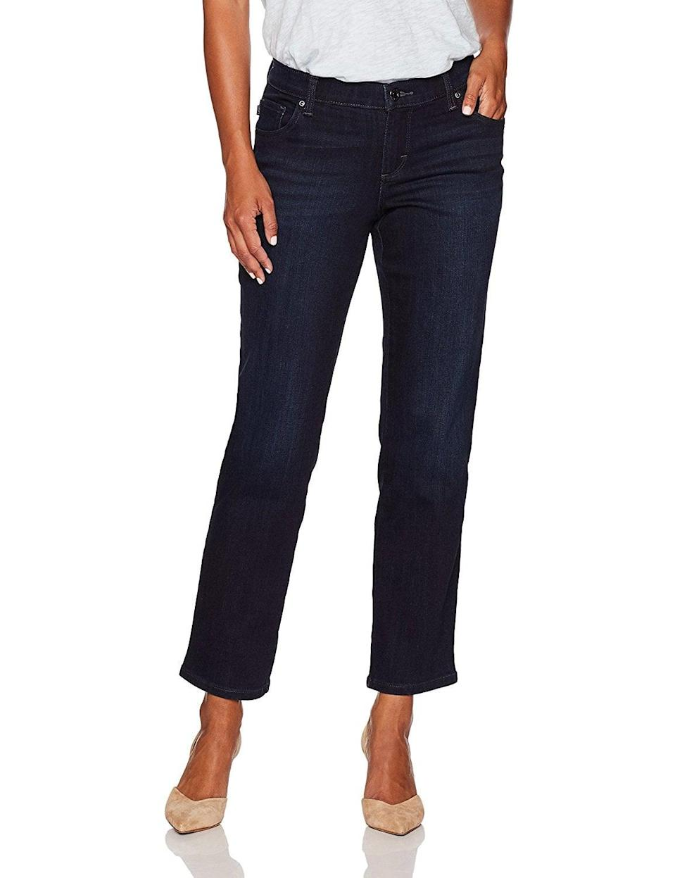 <p>These <span>Lee Relaxed Fit Straight Leg Jeans</span> ($40) come in over 10 different washes.</p>