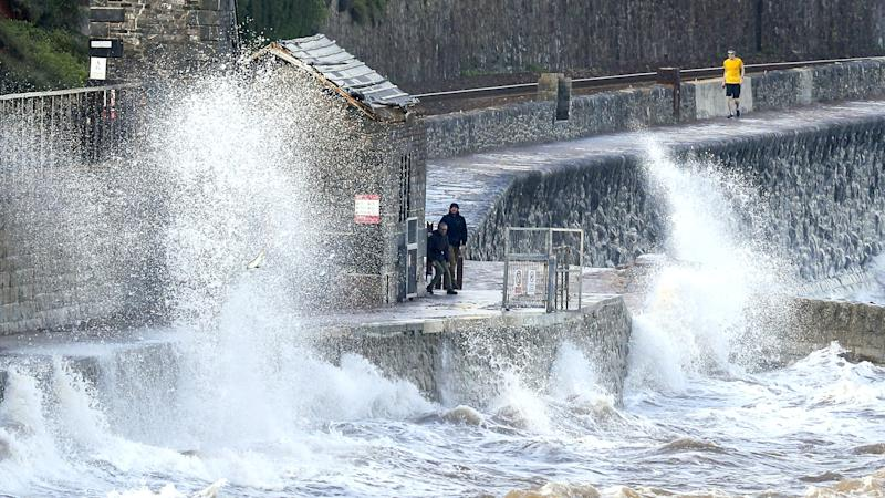 Warnings issued over strong winds expected to batter UK
