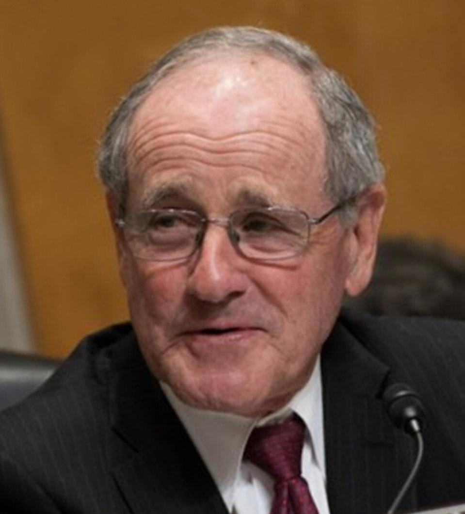 US Senator Jim Risch, Republican of Idaho, is chairman of the Senate Foreign Relations Committee. Photo: Handout