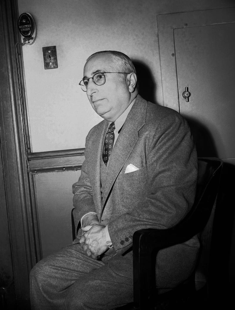 Louis B. Mayer, 1943. Foto: AP