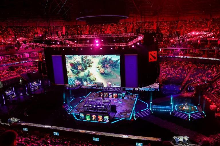 Shanghai hosted the Dota 2 world championships in 2019