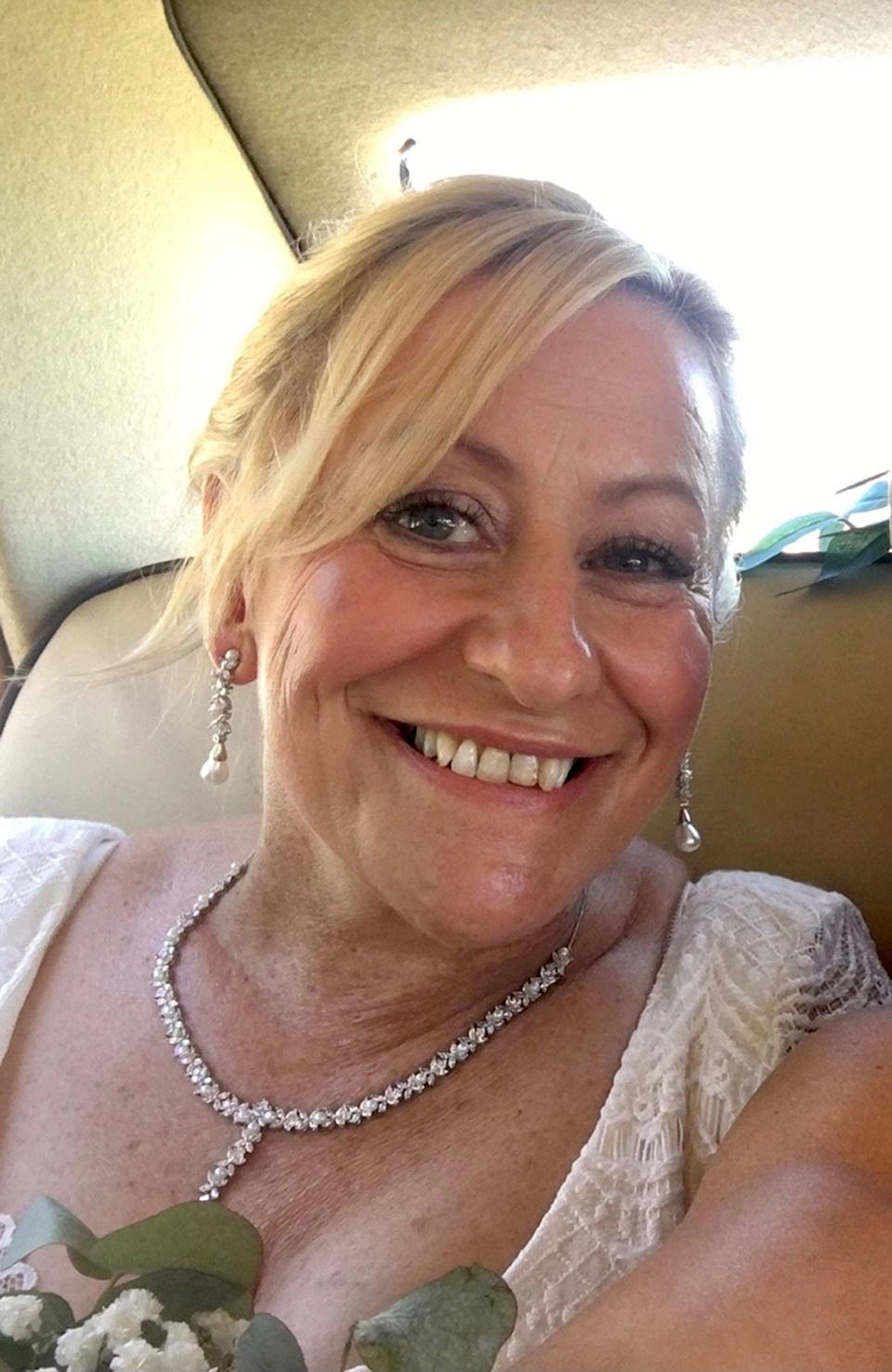 <p>The mother-of-two was last seen walking her dog</p> (PA)