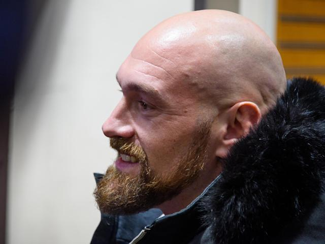 Tyson Fury recently admitted he sometimes feels 'absolutely suicidal': Getty
