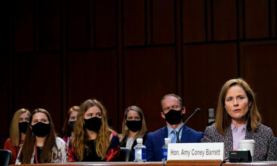 <span>Photograph: Drew Angerer/AFP/Getty Images</span>