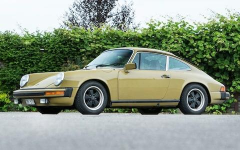 The Bridge Bonhams Porsche 911S - Credit: Bonhams