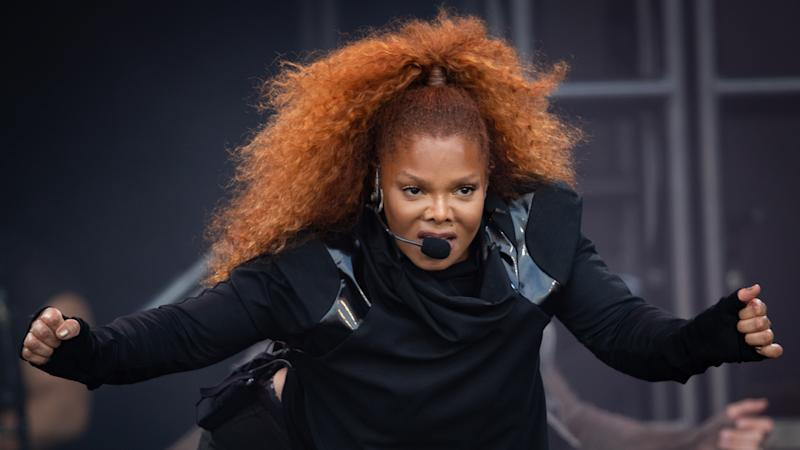Janet Jackson and 50 Cent to perform at Saudi Arabia concert