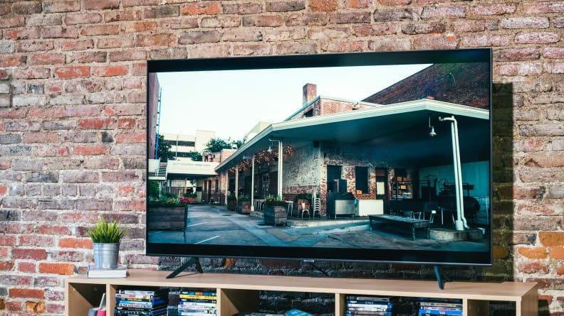 Samsung's 75-inch Q60T Series is $100 off right now.