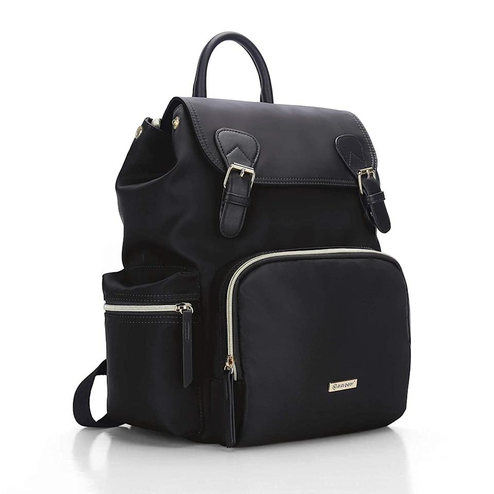 <p>The <span>Pipibear Diaper Bag Backpack</span> ($30, originally $57) is waterproof and has a large capacity! It's perfect for moms on-the-go. Plus, it's super stylish and chic!</p>