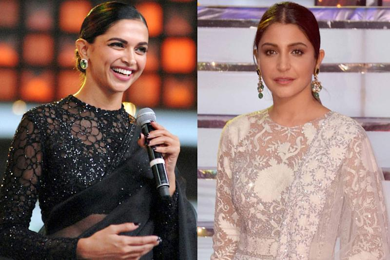 Deepika Padukone Gushes Over Anushka Sharma's All White Style Statement
