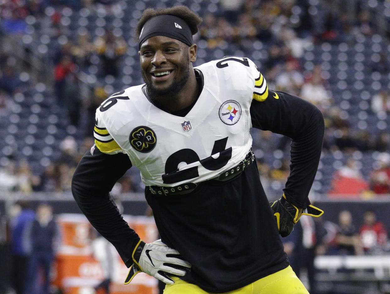 Where will running back Le'Veon Bell sign in 2019? (AP)