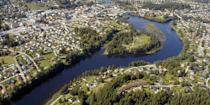 """<p>Its impossible to believe that this so-called farm town translates to """"The Deserted Farm of The Mill Mountain Strait"""" ... because it looks pretty populated to us! You can find this 23-letter town in Ringerike, Buskerud, Norway.</p><p><a href=""""https://www.housebeautiful.com/lifestyle/g3599/most-amazing-airbnb-rentals-in-every-state/"""" rel=""""nofollow noopener"""" target=""""_blank"""" data-ylk=""""slk:The best Airbnb rentals in the country »"""" class=""""link rapid-noclick-resp""""><em>The best Airbnb rentals in the country »</em></a><br></p>"""