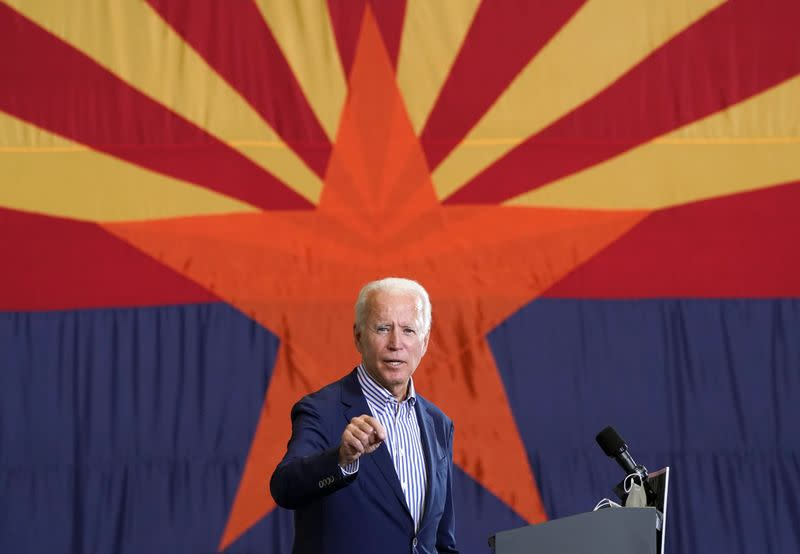 Fearing Biden tax hikes, wealthy Americans rush to change estate plans