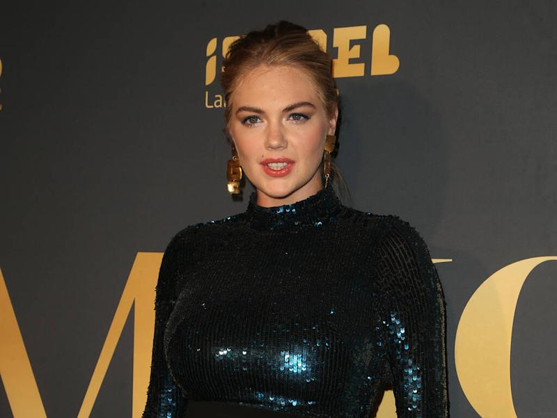 Kate Upton tired of pressure on mothers to 'snap back' after giving birth