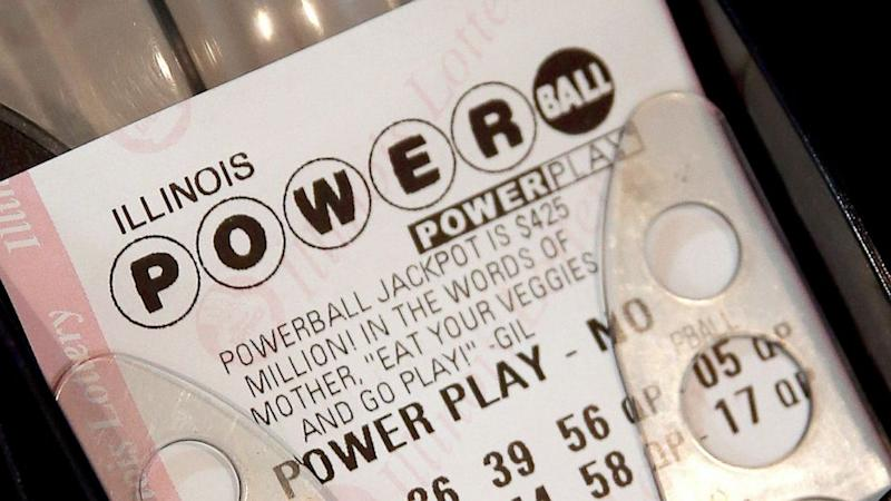 N.J. Man Claims Share of $448M Powerball Jackpot