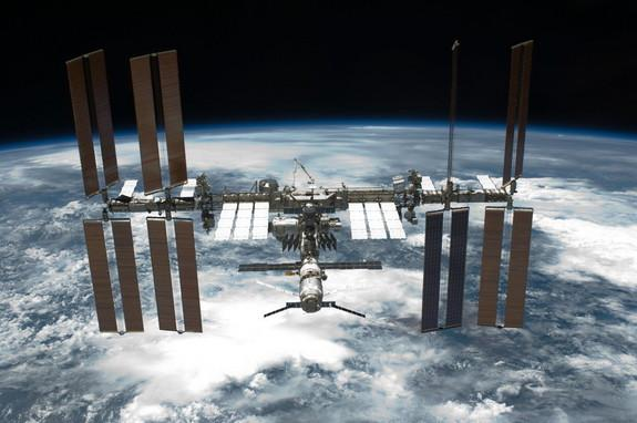 'Serious' Coolant Leak on Space Station Has a History