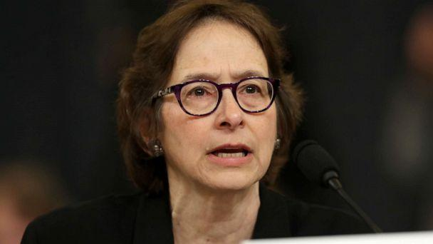 PHOTO: Constitutional scholar Pamela Karlan of Stanford University testifies before the House Judiciary Committee in the Longworth House Office Building on Capitol Hill Dec. 4, 2019, in Washington. (Chip Somodevilla/Getty Images)