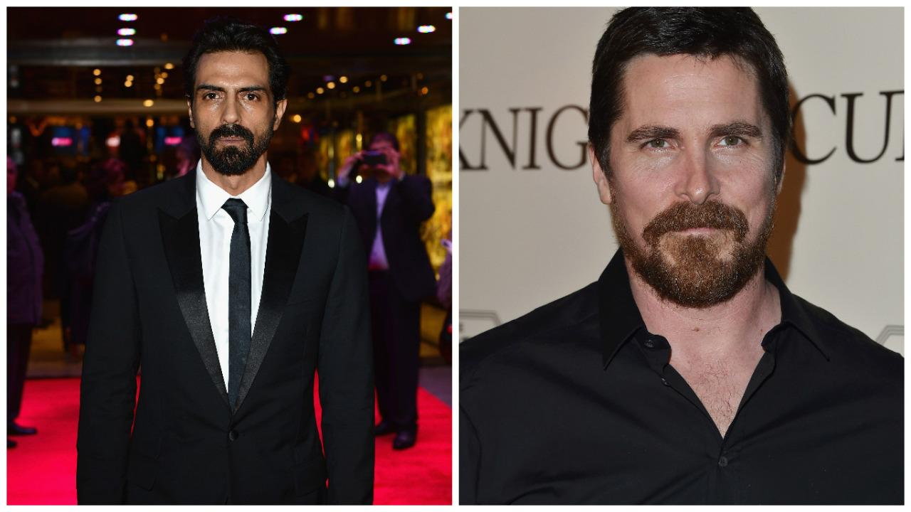 <p>The suave Arjun Rampal can pull off The Dark Knight. The similarities between him and Christian Bale are uncanny.</p><p><b><br /></b></p>