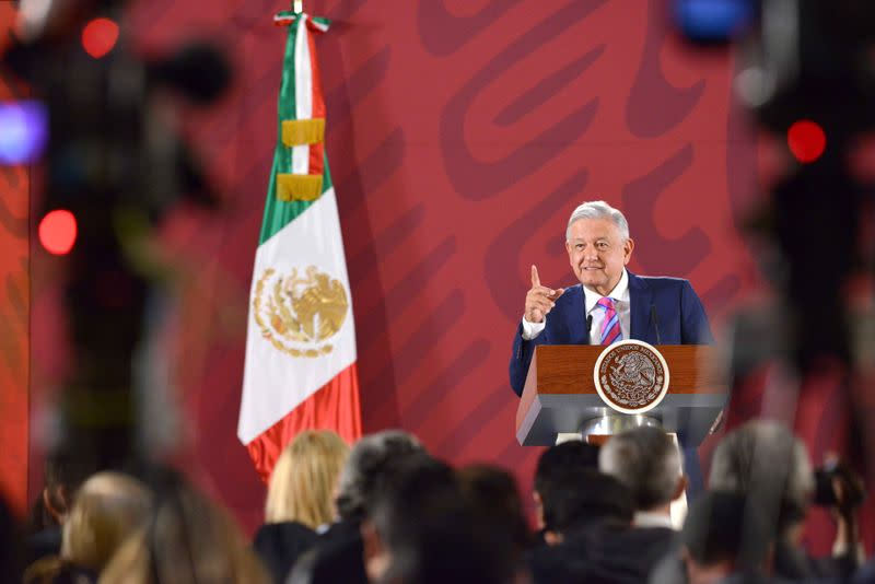 Mexico bristles at U.S. cartel plan, insists it's doing its part