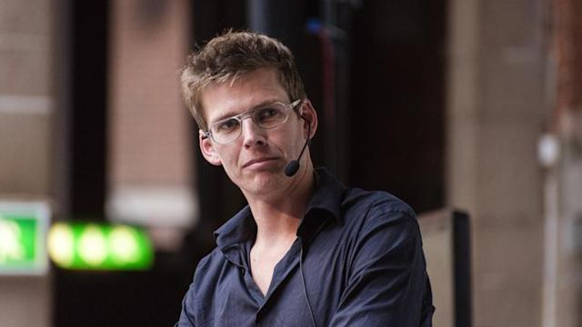 Prior to getting involved with esports, Nikolaj Nyholm was involved with the gaming industry. (The Conference)
