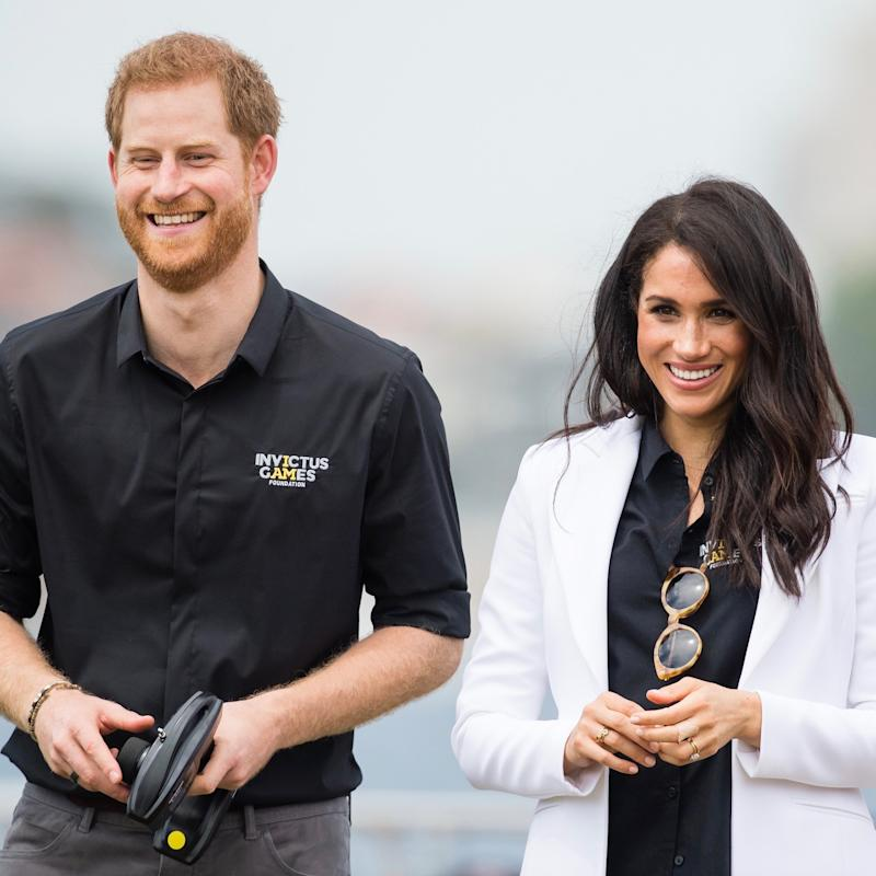 The Top Moments From Prince Harry and Meghan Markle's Royal Tour