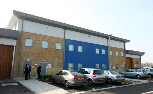Brook House Immigration Removal Centre