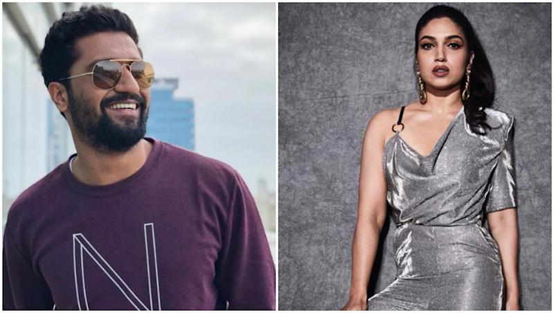 Bhumi Pednekar is in a Relationship with this Bollywood Actor and No, It's Not Vicky Kaushal - Read Details