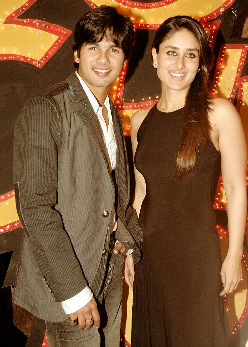 Suddenly gossip mills were abuzz with the news of Shahid & Kareena heading to splitsville.