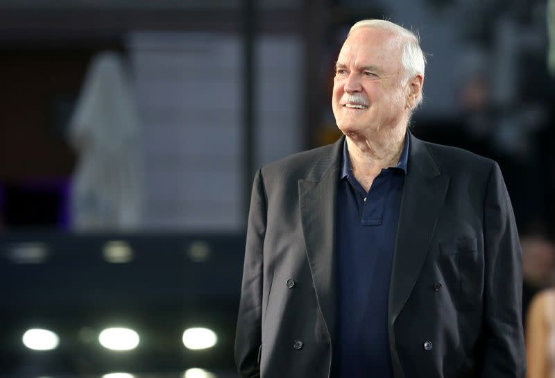 Cancel culture takes the fun out of life, says comedian John Cleese