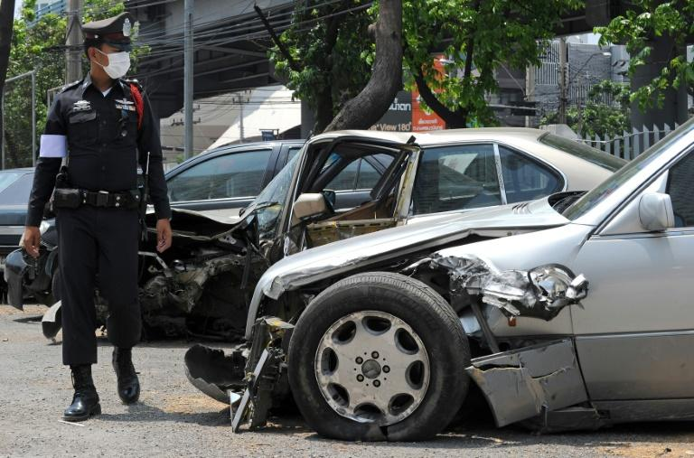 Thailand has some of the world's most lethal roads, with accidents spiking over Songkran, the April new year festival