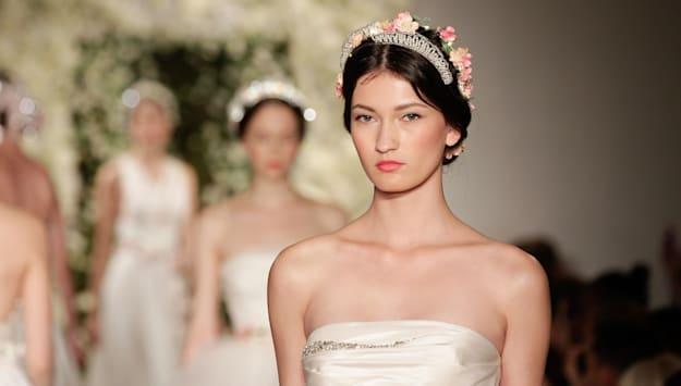 Fall 2015 Bridal Collection - Reem Acra - Show