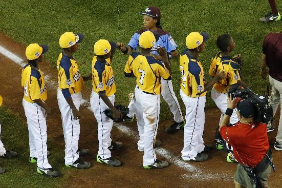 Jackie Robinson West inspires hope, Chicago pride