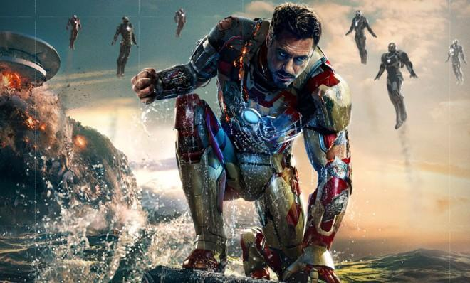 Iron Man 3 is off to an impressive start, but it might be hard to surpass The Dark Knight Rises.