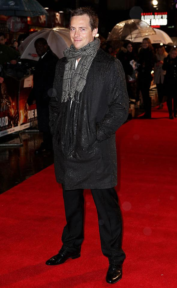 Stephen Campbell Moore attends the UK Premiere of 'A Good Day To Die Hard' at Empire Leicester Square on February 7, 2013 in London, England.  (Photo by Dave M. Benett/WireImage)